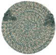 Product Image of Teal (TE-49) Country Area Rug