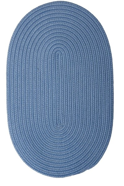 Blue Ice (BR-55) Outdoor / Indoor Area Rug