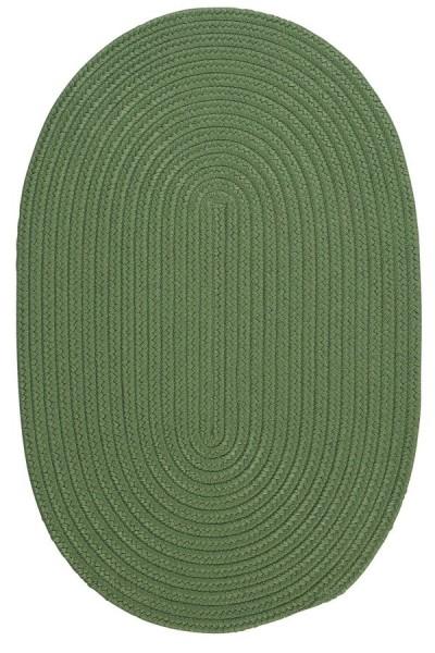 Moss Green (BR-69) Outdoor / Indoor Area Rug