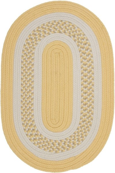Yellow (FB-31) Outdoor / Indoor Area Rug