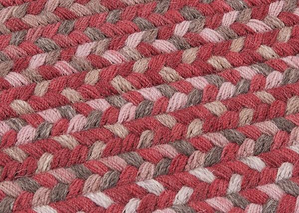 Rhubarb (GL-78) Country Area Rug