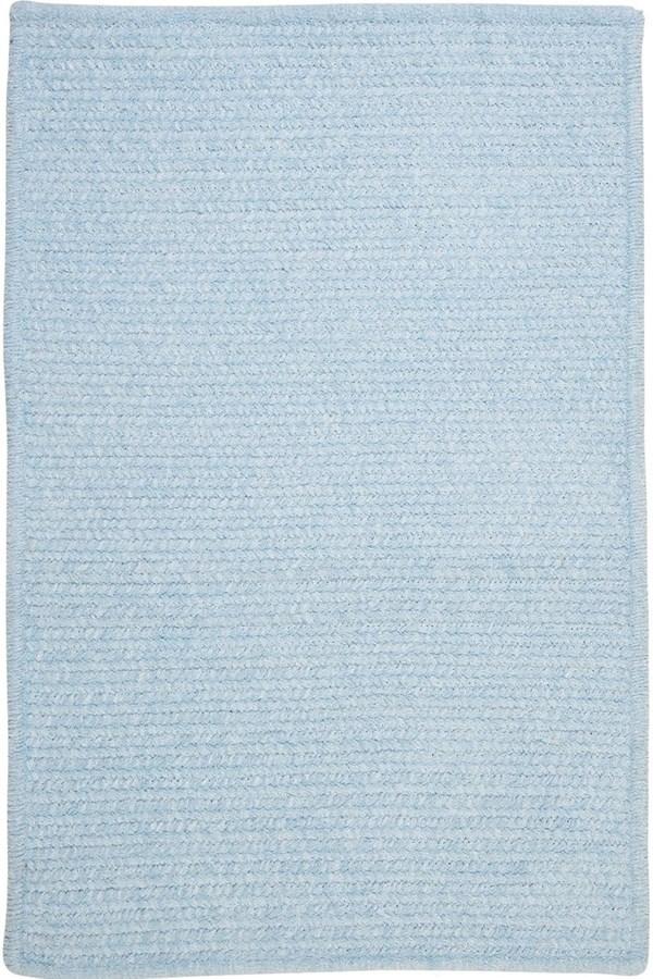 Sky Blue (M-502) Outdoor / Indoor Area Rug