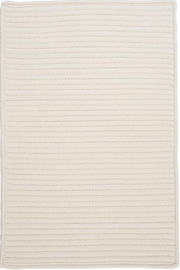 White (H-141) Outdoor / Indoor Area Rug