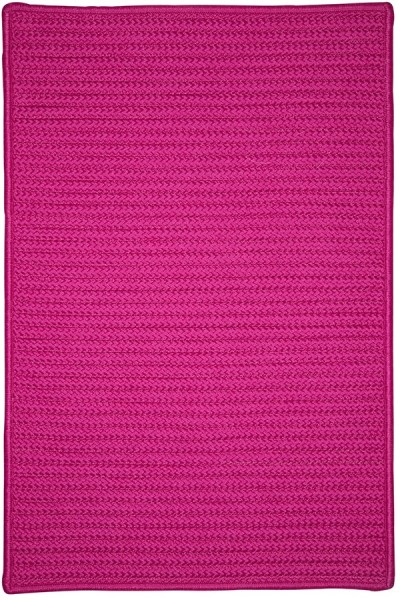 Magenta (H-930) Country Area Rug