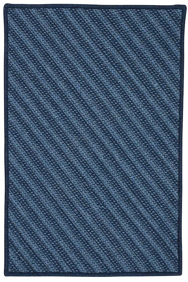 Navy (BI-51) Country Area Rug