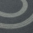 Product Image of Charcoal, Gray (GW-43) Country Area Rug
