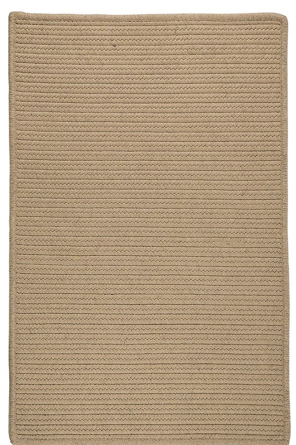 Wheat (LS-11) Country Area Rug