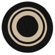 Product Image of Outdoor / Indoor Black Sapphire (CN-00) Area Rug