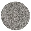 Product Image of Outdoor / Indoor Electric Black (KA-78) Area Rug