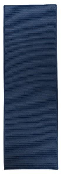 Navy (RT-53) Outdoor / Indoor Area Rug