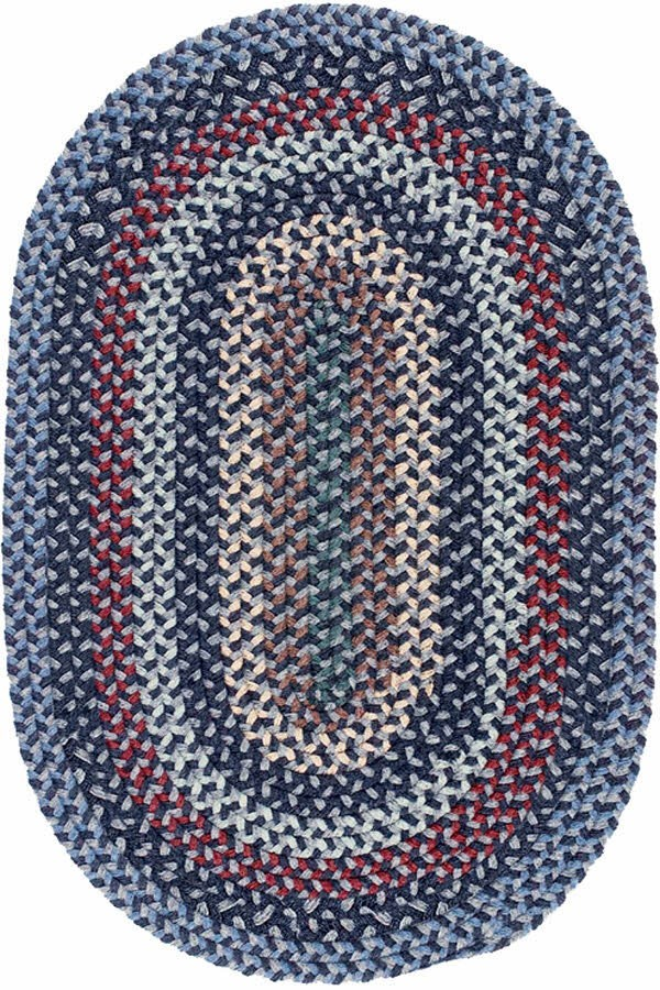 Winter Blues (BC-52) Country Area Rug