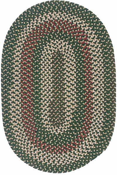 Winter Greens (BF-62) Country Area Rug