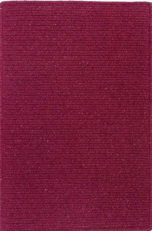 Sangria (CY-62) Solid Area Rug