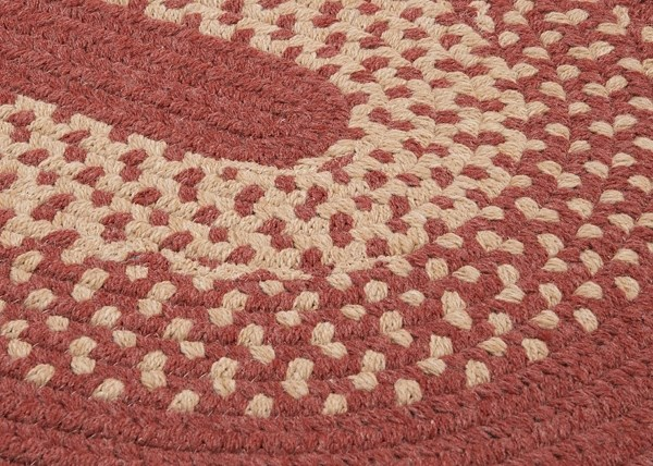 Rosewood (JK-70) Country Area Rug