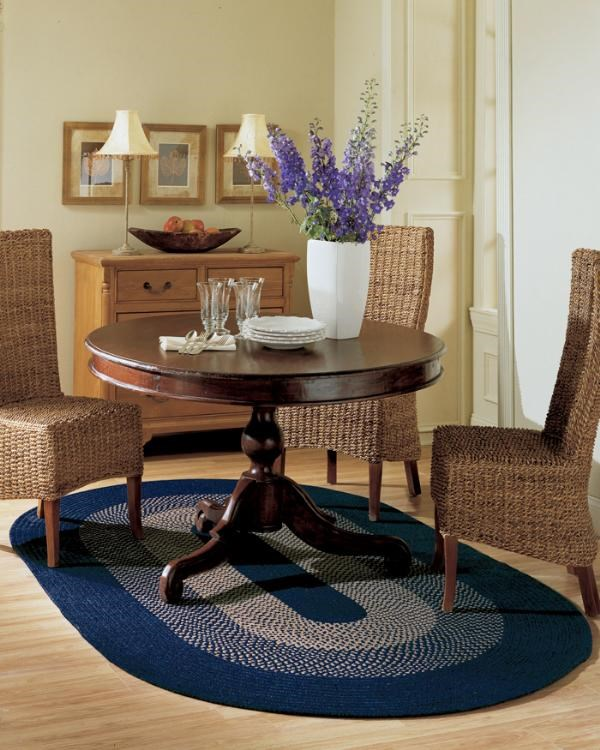 Blue Moon (MD-54) Country Area Rug