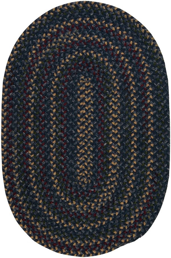 Indigo (MN-57) Country Area Rug