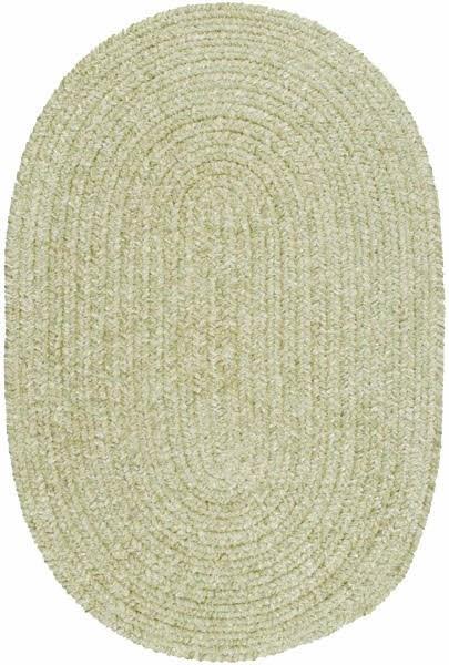 Sprout Green (S-601) Outdoor / Indoor Area Rug