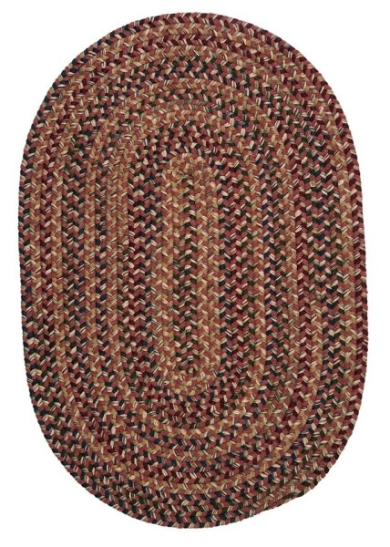 Rosewood (TL-70) Country Area Rug