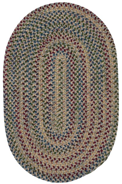 Gray (TL-20) Country Area Rug