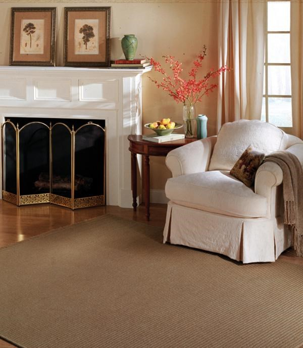 Taupe (WM-80) Solid Area Rug