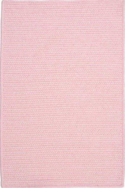 Blush Pink (WM-51) Solid Area Rug