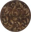 Product Image of Brown, Beige Floral / Botanical Area Rug
