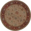 Product Image of Beige, Red Traditional / Oriental Area Rug