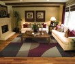 Product Image of Tan, Brown Contemporary / Modern Area Rug