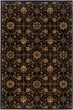 Product Image of Traditional / Oriental Black, Brown (3299B) Area Rug