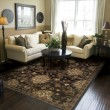 Product Image of Brown, Beige (G1) Traditional / Oriental Area Rug
