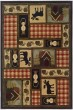 Product Image of Brown, Red Southwestern / Lodge Area Rug
