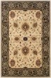 Product Image of Beige, Black (1338C) Traditional / Oriental Area Rug