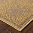 Product Image of Beige, Tan (606D7) Bordered Area Rug
