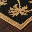 Product Image of Beige, Black (606K5) Bordered Area Rug