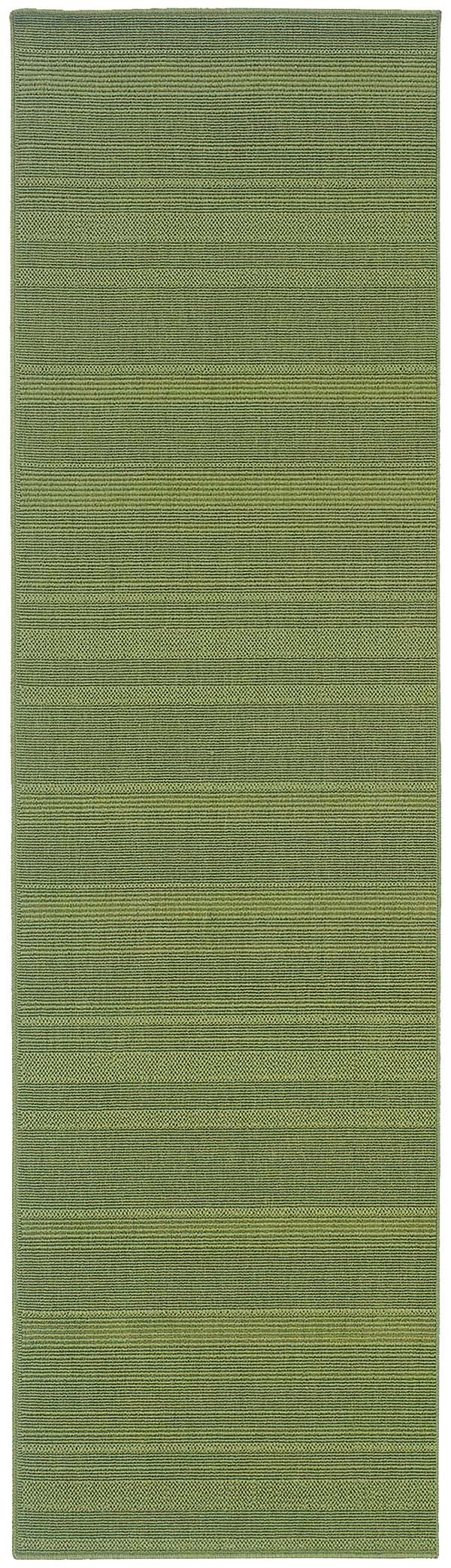 Green (781F6) Casual Area Rug