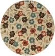 Product Image of Ivory, Brown (2267Y) Outdoor / Indoor Area Rug