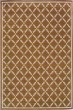 Product Image of Brown, Ivory Transitional Area Rug