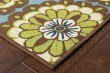 Product Image of Blue, Brown Transitional Area Rug