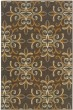 Product Image of Grey, Gold (H) Transitional Area Rug
