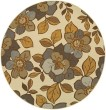 Product Image of Ivory, Grey (M) Outdoor / Indoor Area Rug