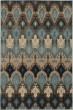 Product Image of Blue, Stone Ikat Area Rug