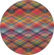 Product Image of Pink (X) Contemporary / Modern Area Rug