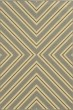 Product Image of Contemporary / Modern Grey, Ivory (P) Area Rug