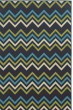 Product Image of Contemporary / Modern Navy, Blue (S) Area Rug