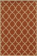 Product Image of Moroccan Orange, Ivory (D) Area Rug