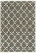 Product Image of Contemporary / Modern Charcoal, Ivory (W) Area Rug