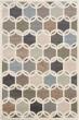 Product Image of Ivory, Beige Geometric Area Rug