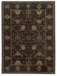 Product Image of Traditional / Oriental Charcoal, Blue (N) Area Rug