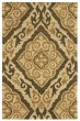 Product Image of Beige, Gold Transitional Area Rug