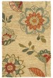 Product Image of Beige Floral / Botanical Area Rug